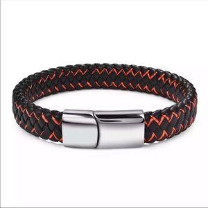 Braided Men's Bracelet 10325